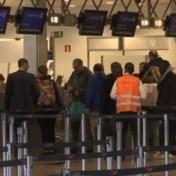 Passagiers op laatste vluchten naar VS: 'Bang dat we niet terug het land in mogen'