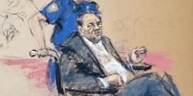 'Zo goed als levenslang' voor Harvey Weinstein