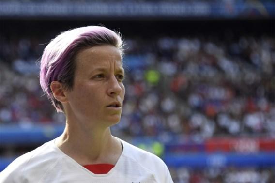 Voorzitter Amerikaanse voetbalbond stapt onder druk op na intussen beruchte verklaring over vrouwenploeg