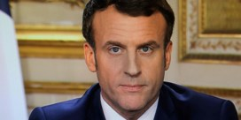 Macron sluit crèches, scholen en universiteiten