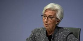Steunpakket ECB mist doel door blunder Lagarde