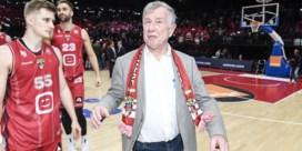 Antwerp Giants boos omdat Oostende tot kampioen wordt uitgeroepen in het basketbal na stopzetten competitie