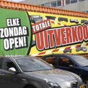 Ook winkeliers gaan 'creatief' om met corona (en krijgen kritiek)