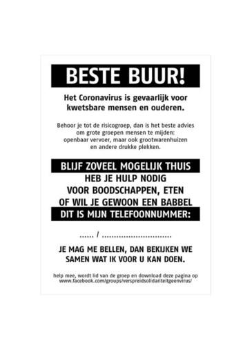 Van gratis oefenbundels tot zelfgestikte mondmaskers: Belg toont massaal burgerinitiatief in tijden van covid-19
