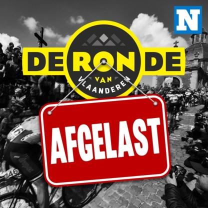 Nu is het officieel: Ronde van Vlaanderen gaat evenmin door