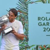 Opnieuw een topevenement dat van datum verandert: Roland Garros wordt verplaatst naar eind september
