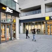 Mokerslag voor winkelsector