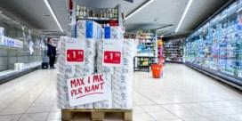 Nieuwe hamstergolf kleedt supermarkten uit