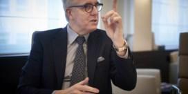 'Dertig tot veertig procent van de bedrijven ligt plat'
