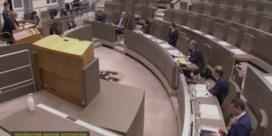 Stemming Vlaams parlement verloopt ietwat anders dan normaal