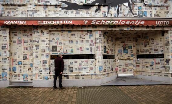 Krantenwinkels roepen op: 'sluit ons!'