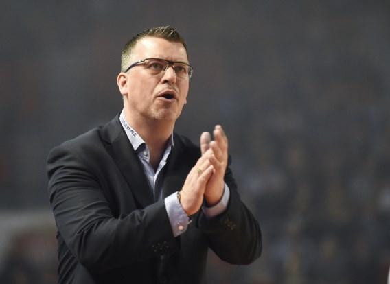 Spirou Charleroi beëindigt samenwerking met coach Pascal Angillis