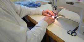 Gevangenissen willen mondmaskers maken en doen oproep: 'Breng ons uw naaimachines'