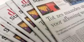 'De Standaard' publiceert onverminderd voort en is morgen overal beschikbaar