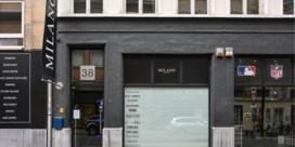 Favoriete modezaken van drugsmaffia in Antwerpen zijn verzegeld