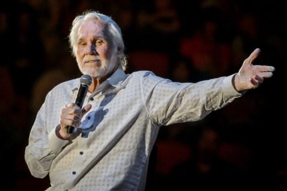 Countryzanger Kenny Rogers overleden