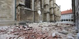 Zeventien gewonden na zware aardbeving in Zagreb