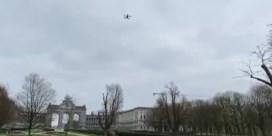 Politie België zet sprekende drones in om mensen te waarschuwen