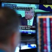 Corona veegt alle beurswinst weg sinds aantreden Trump