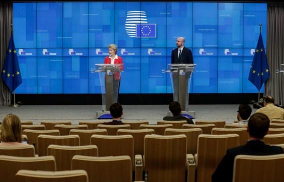 Halen Europese leiders hun 'bazooka' boven?