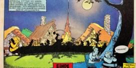 Het Gallische dorp rouwt om zijn tekenaar