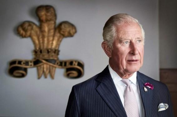Ook prins Charles heeft positief getest