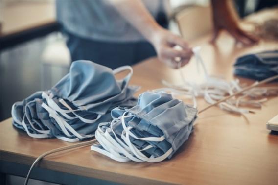Wallonië wil maskers maken tijdens en na de crisis