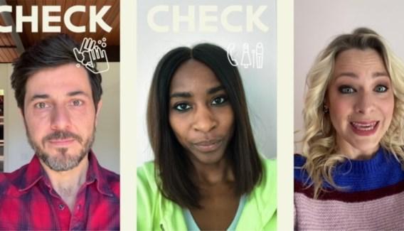 Vlaamse overheid lanceert campagne #ikredlevens met drie checks tegen corona