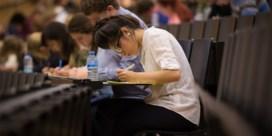 Ook KU Leuven gaat voor examens op de campussen, examenperiode met één week verlengd