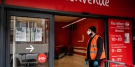 Zoeken naar compensatie werknemers supermarkten