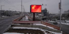'Chinese broeders' leveren hulp én propaganda