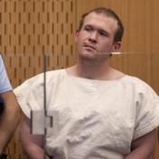 En plots pleitte schutter Christchurch drie keer schuldig
