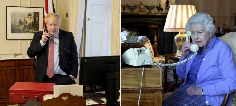 Britse premier Boris Johnson test positief op coronavirus