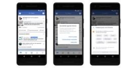 Facebook pakt desinformatie aan