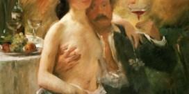 'Zelfportret met Charlotte Berend' (1902)