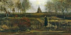 Werk van Van Gogh gestolen uit Nederlands museum