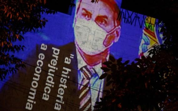 Twitter verwijdert berichten van nonchalante Bolsonaro