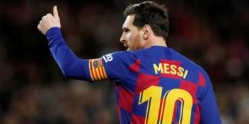 Spelers van FC Barcelona accepteren dan toch forse salarisverlaging