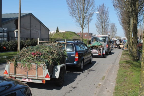 Recyclageparken gaan volgende week weer open