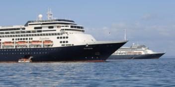 Nederlands coronacruiseschip op dool om passagiers te ontschepen