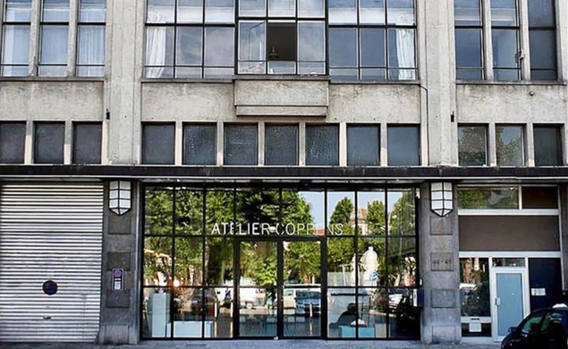 Brusselse Atelier Coppens wordt brouwerij met bar