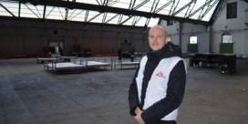 Artsen zonder Grenzen opent opvangcentrum voor 58 daklozen op Thurn & Taxis