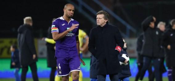 Discussies bij Anderlecht over inlevering