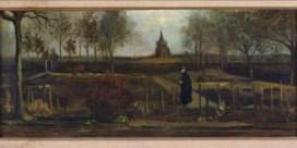 Van Gogh gestolen in Singer Museum