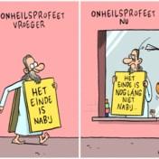 Cartoon van de dag - maart 2020