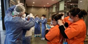 LIVEBLOG. Spanje telt meeste doden op één dag sinds uitbraak epidemie