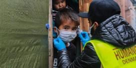 Coronadreiging maakt Griekse kampen nog onmenselijker