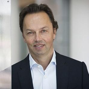 Kris Sterkens is nieuwe ceo Janssen Pharmaceutica