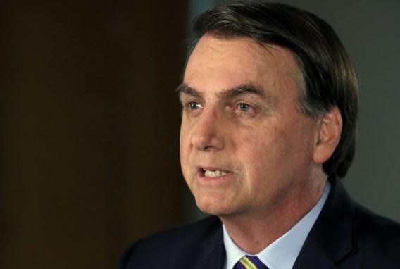 Bolsonaro geeft toe dat coronavirus 'zeer grote uitdaging' is voor Brazilië
