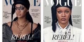 Rihanna maakt politiek statement